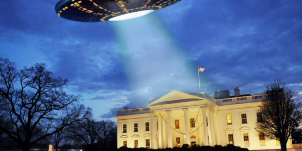 Разведка США считает НЛО вероятной угрозой для нацбезопасности