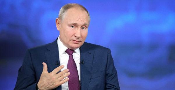 «Еще впереди»: Путин о главном достижении на посту президента РФ