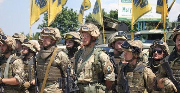 Протасевич был снайпером в нацбатальоне «Азов» - ЛНР