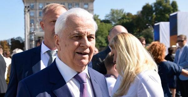 Кравчук назвал человека, способного стать «эффективным» президентом Украины