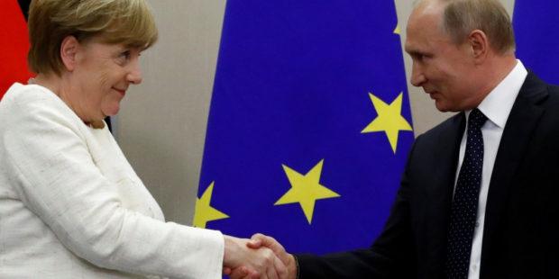 СМИ: в ЕС отвергли предложение провести встречу с Путиным
