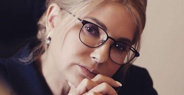 «Женщина без косы»: в сети обсуждают новый образ Тимошенко