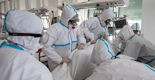 Коронавирусные места в больницах Москвы практически закончились