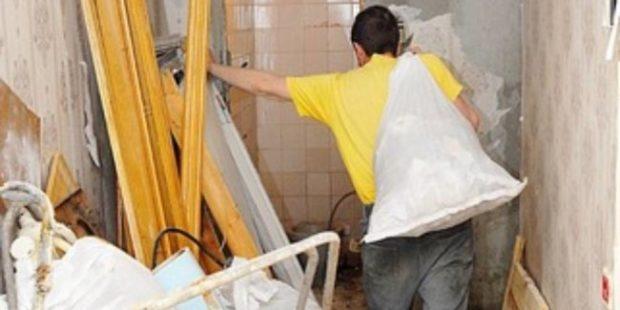 В Подмосковье вступили в силу новые правила вывоза строительного мусора