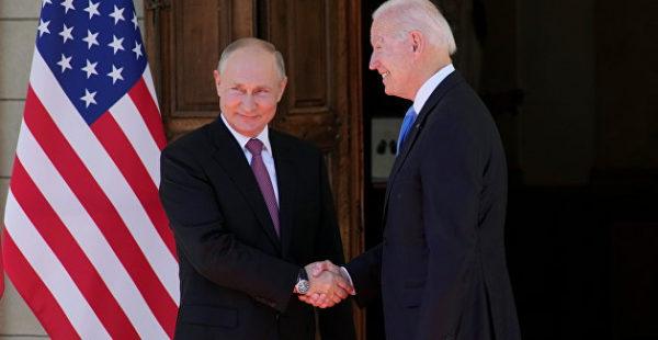 Путин рассказал, какой Байден на самом деле