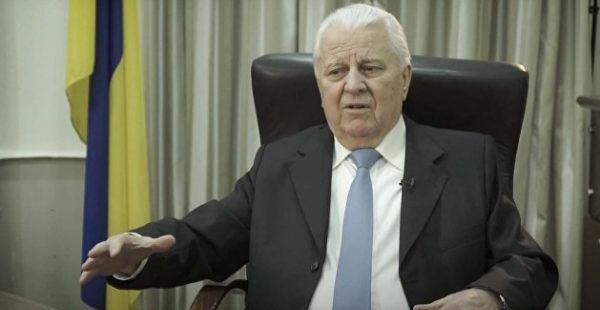 Рабинович потребовал от СБУ наказать Кравчука за сравнение Донбасса с «раковой опухолью»