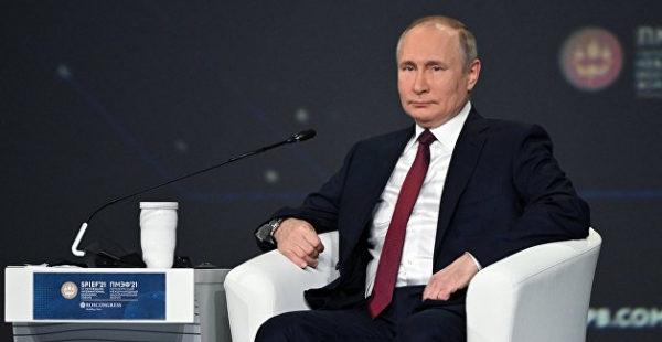 Россия готова к налаживанию отношений с Украиной - Путин