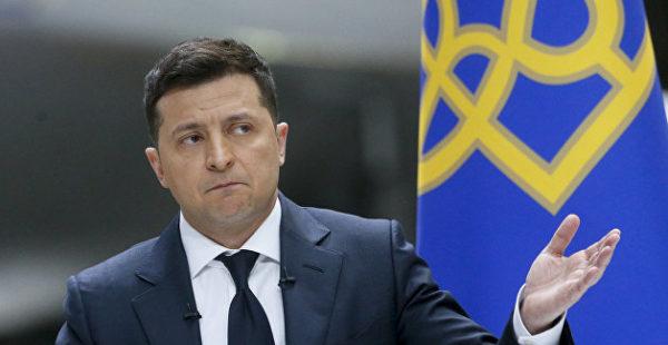 Зеленский разочаровался в США из-за отмены санкций против «Северного потока – 2»