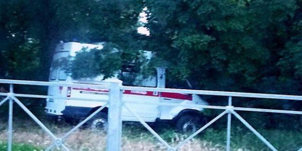 В Симферополе четыре человека пострадали в ДТП со скорой