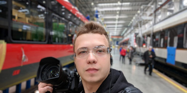 Романа Протасевича перевели на домашний арест – СМИ