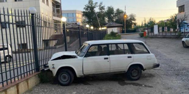 Видео: В Иркутске поклонника GTA задержали в ходе погони