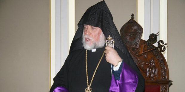 Арам I едет в Ватикан: на встрече с Папой Римским будут обсуждены вопросы христиан Ливана