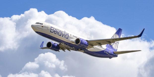 В ЕС наложили табу на полеты над Белоруссией для авиалиний Европы