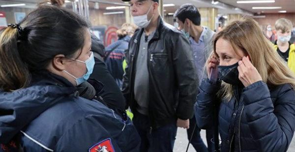 В Москве продлевают ограничения в связи с коронавирусом