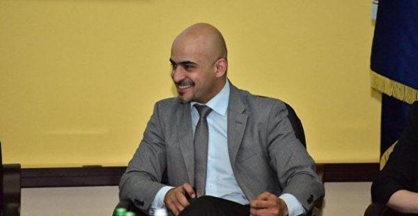 Найема назначили советником министра инфраструктуры Украины