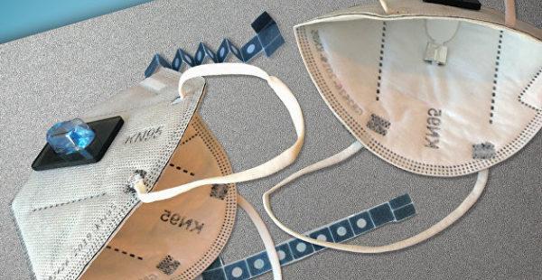 Ученые придумали маску для определения COVID-19