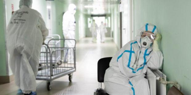 Большинство поступающих в ковид-больницы Ивановской области - женщины