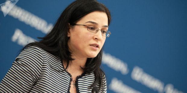 Бывшая пресс-секретарь армянского МИД станет зампосла в США - СМИ