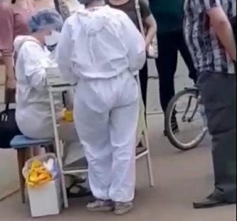 Депздрав Ивановской области опроверг информацию о COVID-вакцинации в пыли