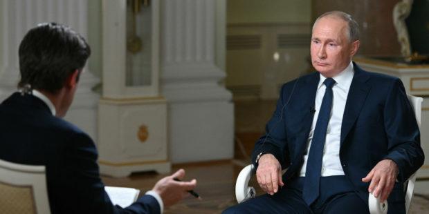 """Жители Китая восхитились интервью Путина телеканалу NBC: """"Как и ожидалось!"""""""