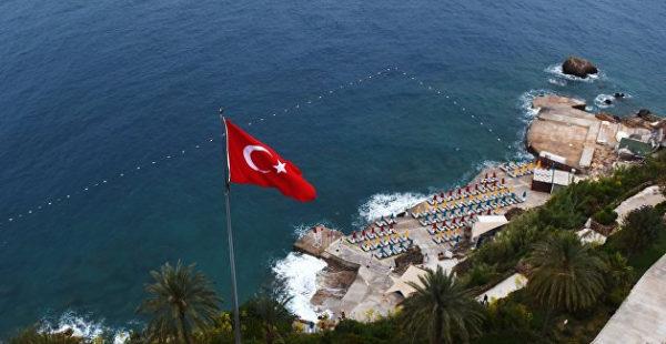 Россияне предпочли Турции курорты в Крыму