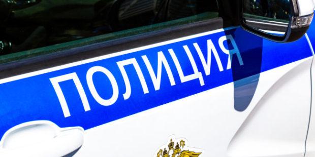 Видео: Житель Саранска на ходу выпрыгнул из полицейской машины