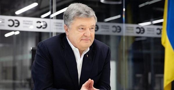 Порошенко прокомментировал свой допрос в СБУ