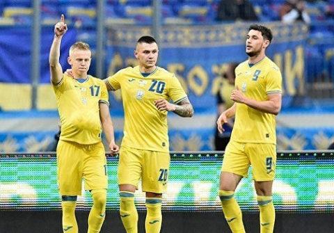 Букмекеры рассказали, у кого больше шансов на победу в матче Украина - Австрия