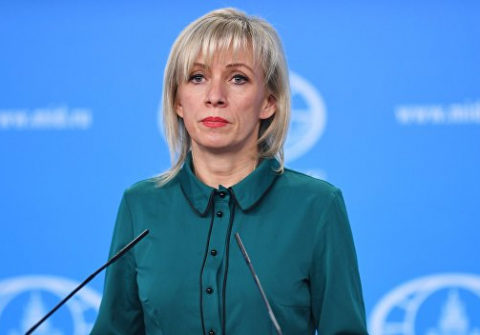 «Мазохисты»: Захарова прокомментировала слова Кулебы о «Крымской платформе»