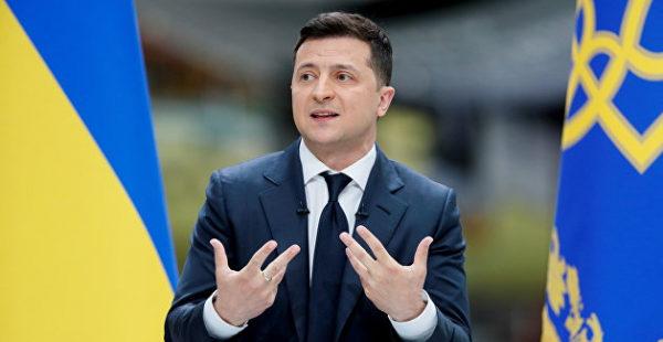 Зеленский заявил об усилении украинской армии в 572 раза