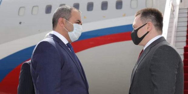 Генпрокурор Армении обсудил с российским коллегой вопрос возвращения армянских пленных