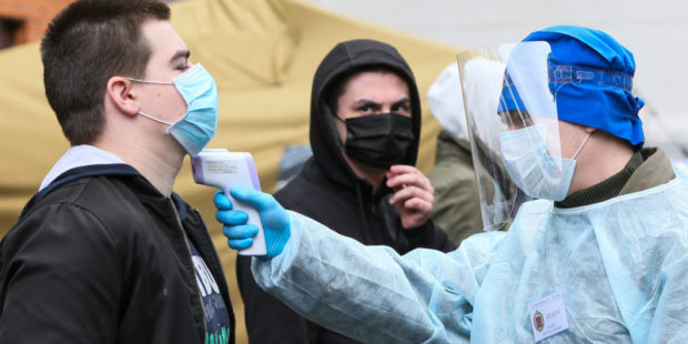 Из-за ситуации с COVID-19 в Ивановскую область вернули жёсткие ограничения