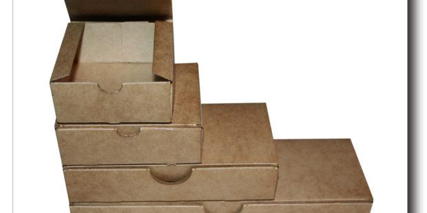 Типы картонной упаковки