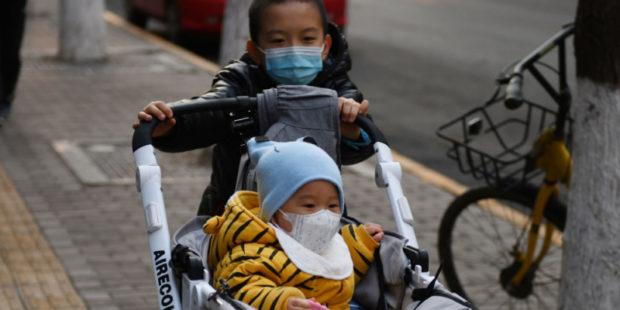 Китай разрешил вакцинировать от коронавируса детей от 3 лет