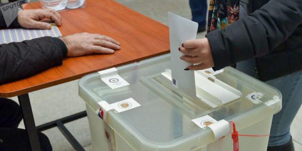 Контроль за процессом выборов будет строгим – СНБ предупреждает участников процесса
