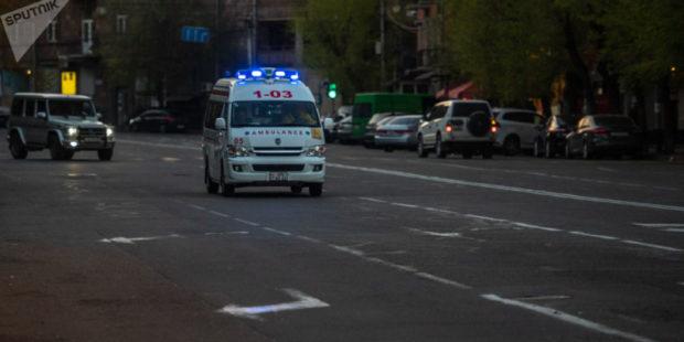 Крупное ДТП в Шираке – есть погибший и пострадавшие