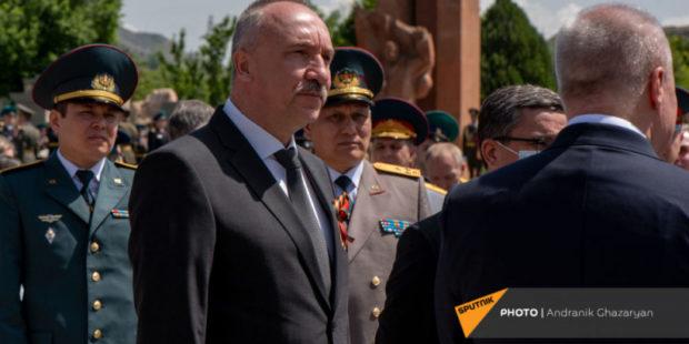 Лифты, стерлядь и не Куба: посол Беларуси о жизни в Армении
