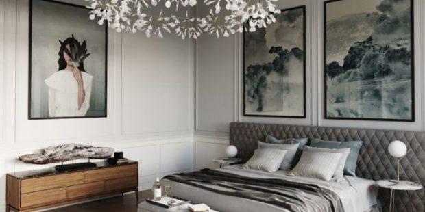 Как подобрать люстру в спальню: рекомендации