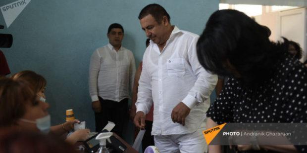 """""""Мандаты не самое важное"""" – Царукян впервые после выборов публично выступил"""