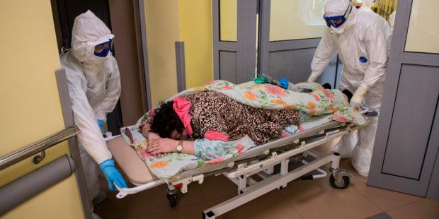Московский депздрав: из-за заражённых COVID-19 перед госпитализацией потребуют прививочный паспорт