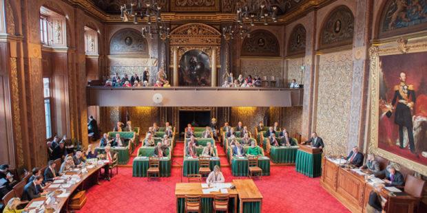Не ехать в Баку на Евро, если сборная будет там играть: резолюция парламента Нидерландов