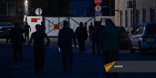 Остался только это: родные пленных, над которыми в Баку идет суд, объявили акцию протеста