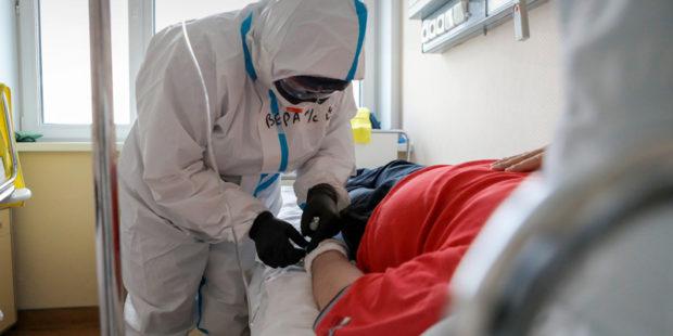 Почти 37 тысяч жителей Ивановской области заразились COVID-19