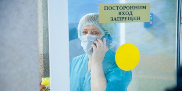 Почти 600 человек проходят лечение в ковид-больницах Ивановской области