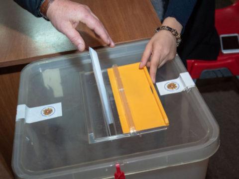 Полиция получила 21 сообщение об избирательных нарушениях с начала голосования