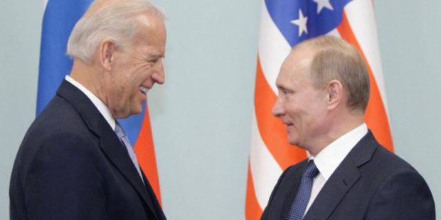 Путин назвал главные цели встречи с Байденом