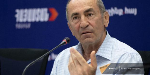 Роберт Кочарян прогнозирует новые парламентские выборы через полтора года