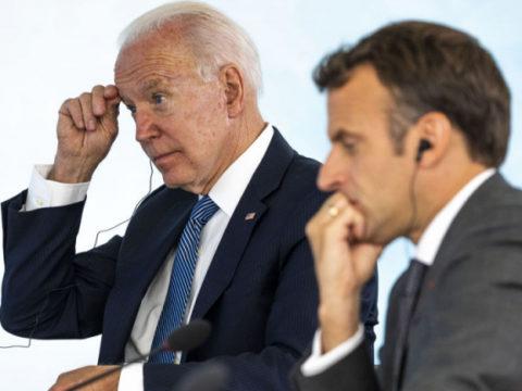 США готовятся противостоять Китаю и хотят понять, надежны ли евро-союзники
