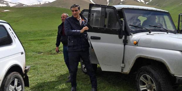 Суд в Баку над армянскими пленными проходит с нарушением международного права - омбудсмен