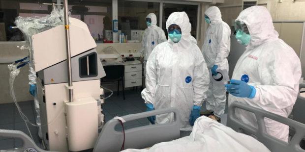 Суточная выписка больных COVID-19 в Ивановской области меньше числа заболевших